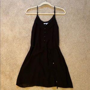 Naked Zebra Black Dress